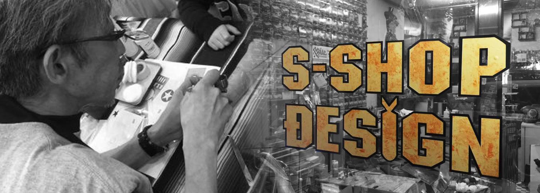 S-SHOP Design